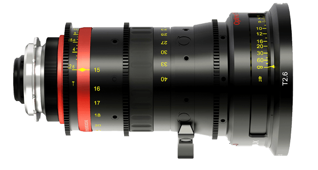Angenieux 15-40 Lightweight Cine Zoom