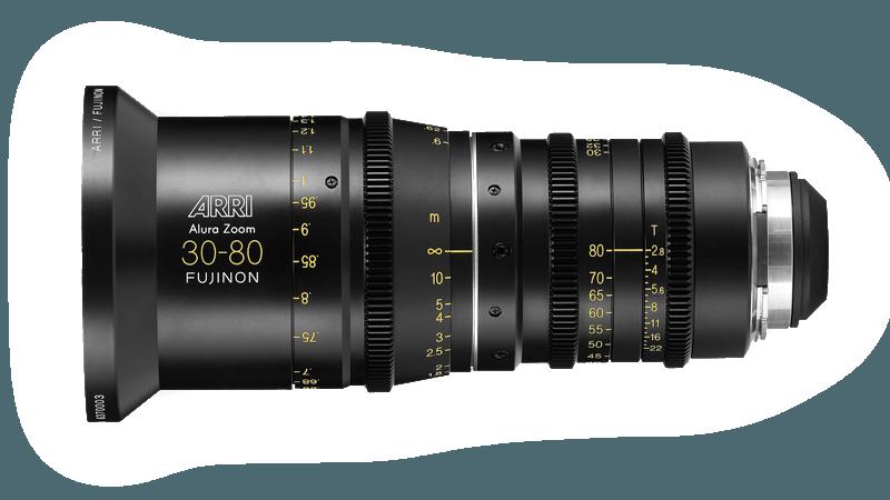 Fujinon 30-80 Allura Cine Zoom