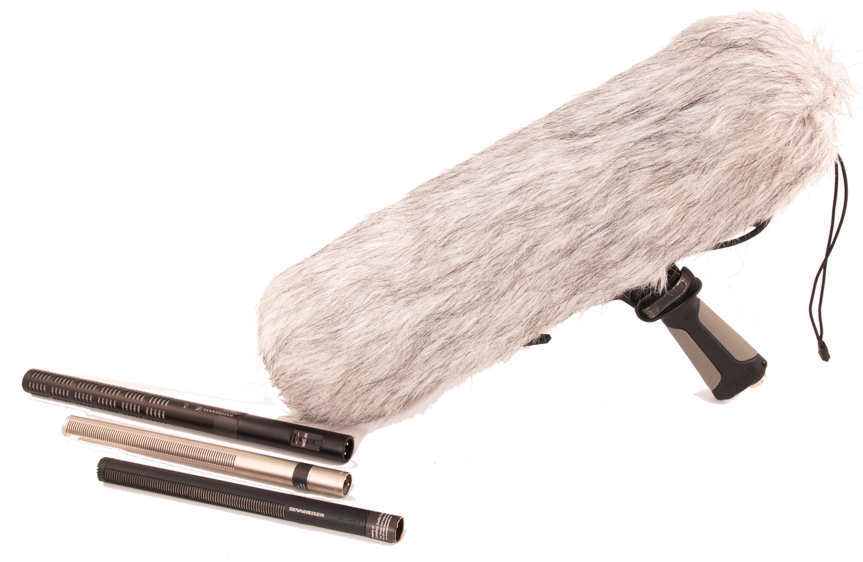 Shotgun Microphones | Boompoles