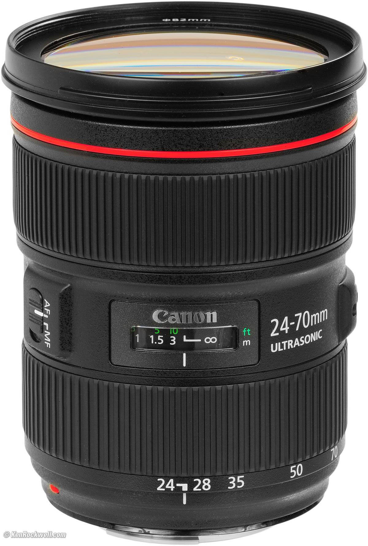 Canon L Series Zooms