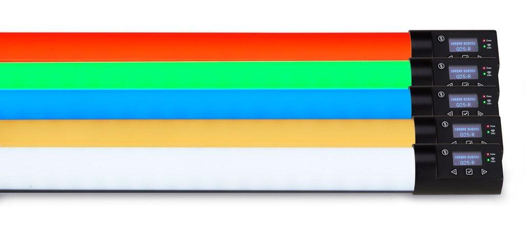 RGB Rainbow X Quasars