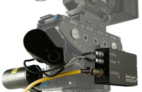 Hot Gears Arri Geared Head Package